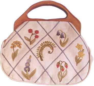 #348 Diamonds Bermuda Bag