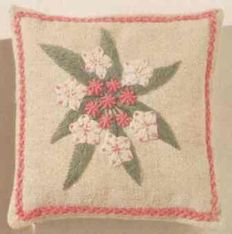 #366 Mountain Laurel Sachet