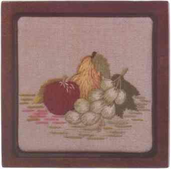 #369 Apple, Pear, Grapes