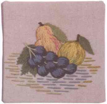 #370 Pear, Grape, Quince