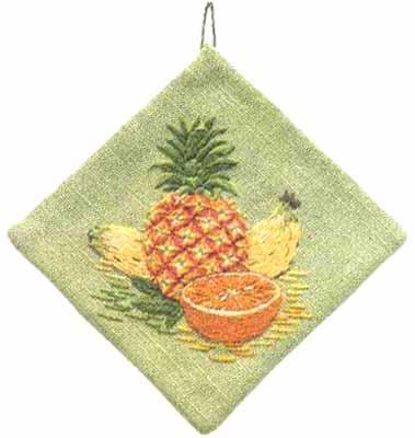 #431 Fruit Decorative Potholder