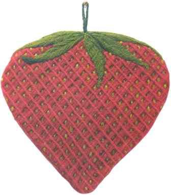 #433 Large Strawberry Whatnot