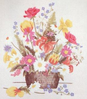 #149 - Wicker Bouquet